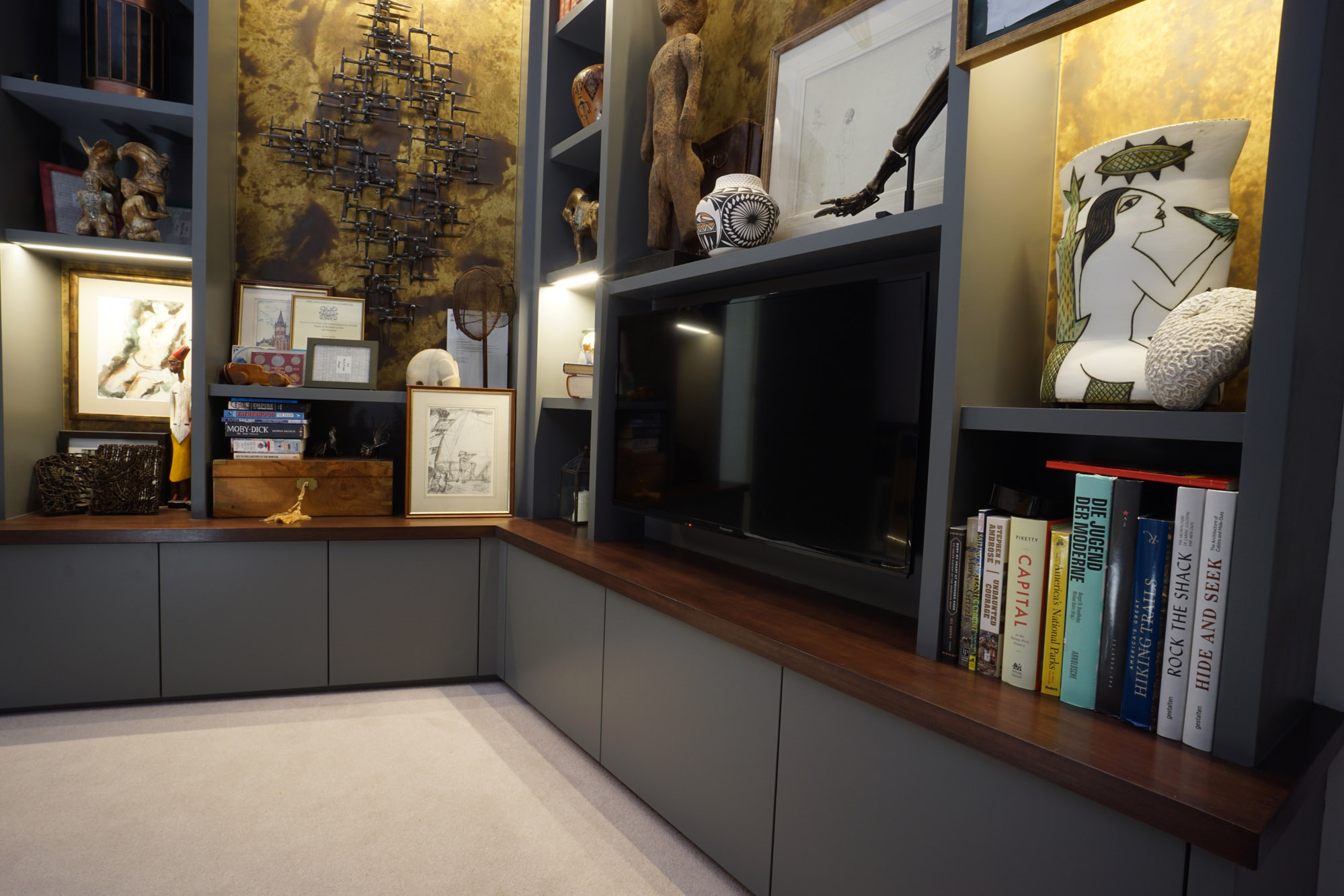 GW Cabinetry Interior Solutions - Media Cabinets 13
